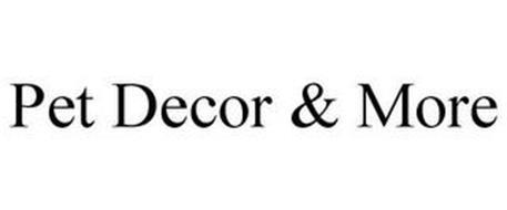 PET DECOR & MORE