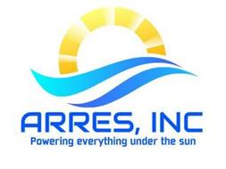 ARRES, INC POWERING EVERYTHING UNDER THE SUN