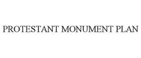 PROTESTANT MONUMENT PLAN
