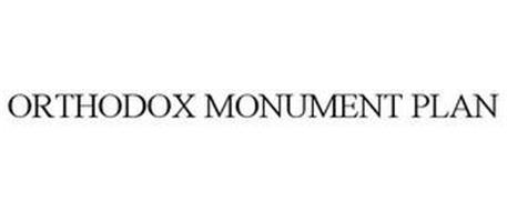 ORTHODOX MONUMENT PLAN