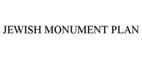 JEWISH MONUMENT PLAN