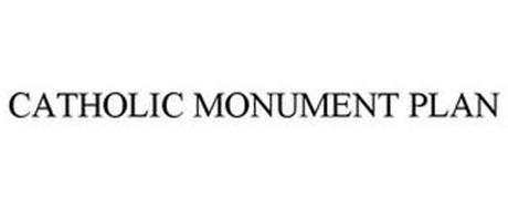 CATHOLIC MONUMENT PLAN