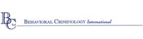 B C INTL BEHAVIORAL CRIMINOLOGY INTERNATIONAL