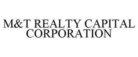 M&T REALTY CAPITAL CORPORATION