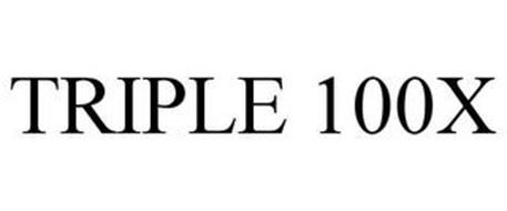 TRIPLE 100X