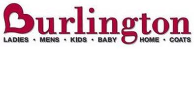 BURLINGTON LADIES · MENS · KIDS · BABY HOME · COATS