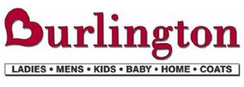 BURLINGTON LADIES · MENS · KIDS · BABY · HOME · COATS