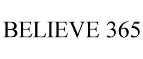 BELIEVE 365