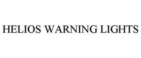 HELIOS WARNING LIGHTS