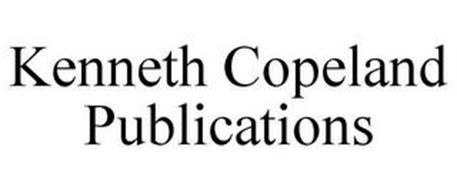 KENNETH COPELAND PUBLICATIONS