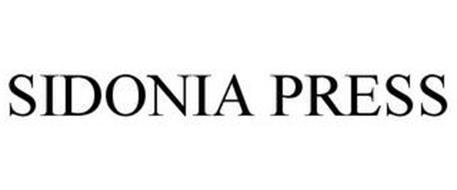 SIDONIA PRESS