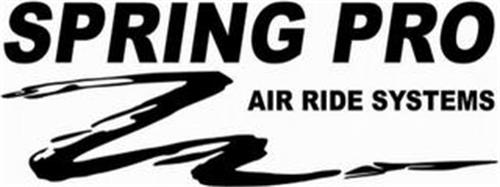 SPRING PRO AIR RIDE SYSTEMS