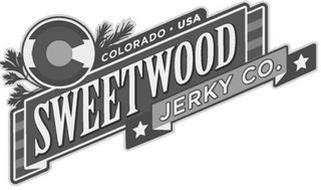 COLORADO · USA SWEETWOOD JERKY CO.