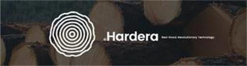 HARDERA. REAL WOOD. REVOLUTIONARY TECHNOLOGY