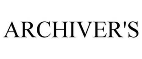 ARCHIVER'S