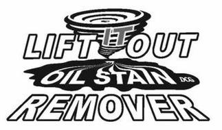 LIFT IT OUT OIL STAIN REMOVER DCG
