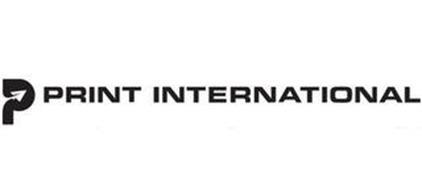 P PRINT INTERNATIONAL
