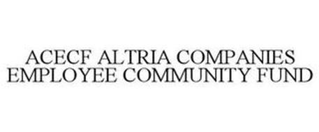 ACECF ALTRIA COMPANIES EMPLOYEE COMMUNITY FUND