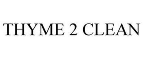 THYME 2 CLEAN
