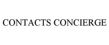 CONTACTS CONCIERGE