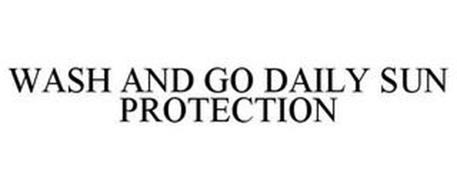 WASH AND GO DAILY SUN PROTECTION