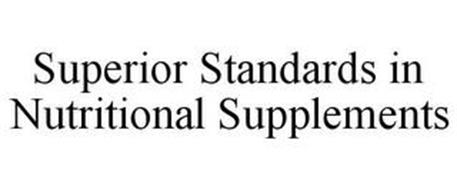 SUPERIOR STANDARDS IN NUTRITIONAL SUPPLEMENTS