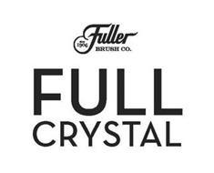 FULLER BRUSH CO. SINCE 1906 FULL CRYSTAL