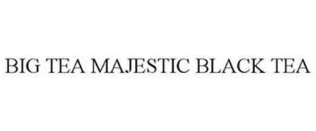 BIG TEA MAJESTIC BLACK TEA