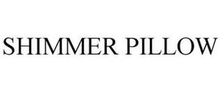 SHIMMER PILLOW