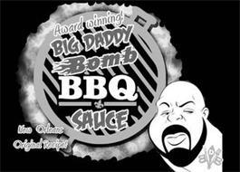 AWARD WINNING BIG DADDY BOMB BBQ SAUCE NEW ORLEANS ORIGINAL RECIPE BDB