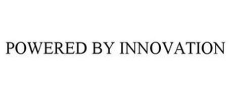 POWERED BY INNOVATION