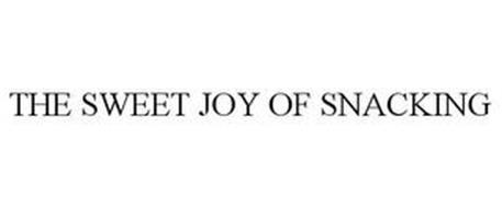 THE SWEET JOY OF SNACKING