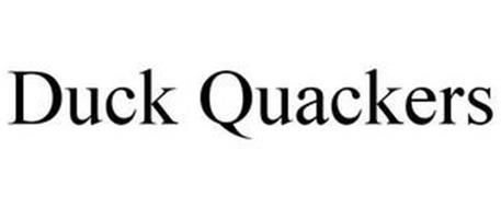 DUCK QUACKERS