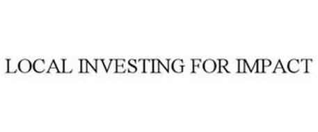 LOCAL INVESTING FOR IMPACT