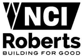 NCI ROBERTS BUILDING FOR GOOD