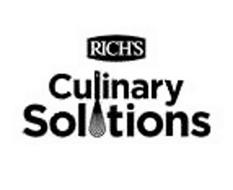 RICH'S COLINARY SOLUTIONS