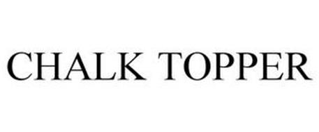 CHALK TOPPER