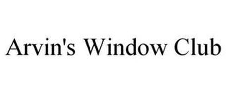 ARVIN'S WINDOW CLUB