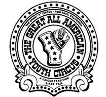 Y THE GREAT ALL AMERICAN YOUTH CIRCUS THE GREAT