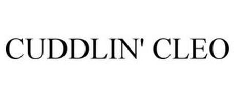 CUDDLIN' CLEO