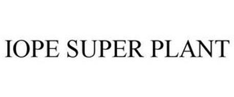 IOPE SUPER PLANT