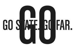 GO STATE. GO FAR. GO