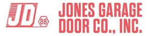 JD 88 JONES GARAGE DOOR CO., INC.