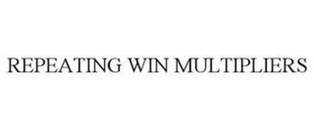 REPEATING WIN MULTIPLIERS