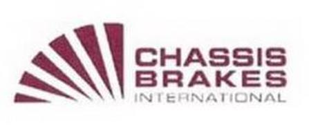 CHASSIS BRAKES INTERNATIONAL