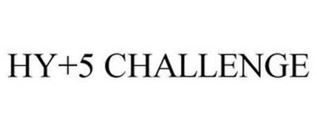 HY+5 CHALLENGE