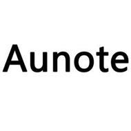 AUNOTE