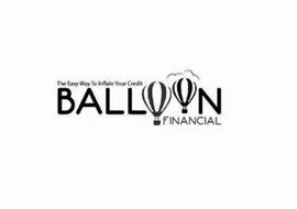 THE EASY WAY TO INFLATE YOUR CREDIT BALLOON FINANCIAL