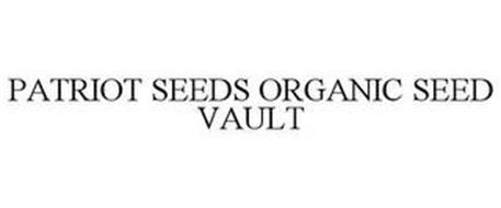 PATRIOT SEEDS ORGANIC SEED VAULT