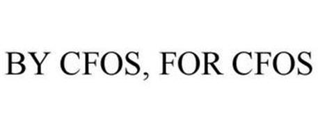BY CFOS, FOR CFOS